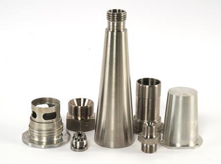 Tromec Machined Tools